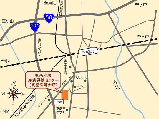 イラストマップ(小)